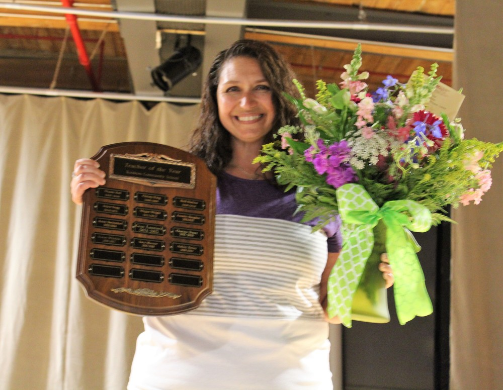 Bailey Named RCS Teacher of the Year