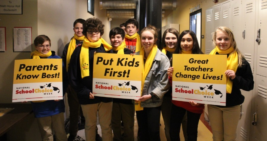 RCS Celebrates School Choice Week