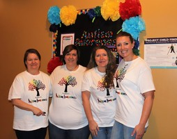 RCS Celebrates Autism Awareness