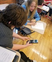 LP Grant Helps Purchase Calculators